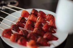Babyshower - strawberries