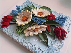 #quillingcreations #quillingcards #quillingcraft #quillingflowers #aleksquilling #flowers #paperart #handmadeflower #handmadecards #квиллинготкрытка #квиллингцветы