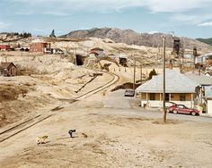 Edward Burtynsky HOMESTEADS Web Gallery