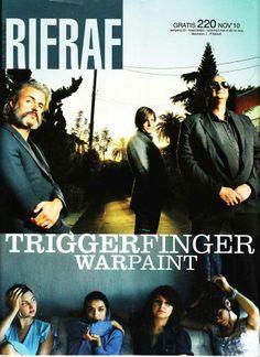 RIFRAF magazine