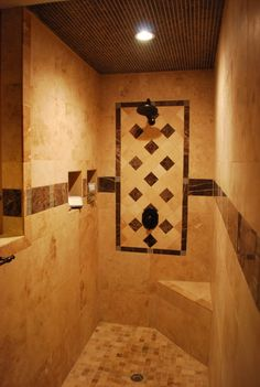 1000 images about bathroom ideas on pinterest rustic for Rustic tile bathroom ideas
