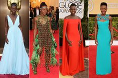 The New Style Stars of 2014  - Lupita Nyong'o