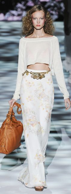 Badgley Mischka, Spring 2011 RTW
