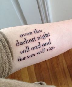 les mis tattoo - mine will look so much cooler with the watercolor tattoo!! Can't wait to get it!