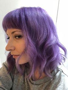 Purple hair dont care #purplehair #fairyhair #iamaunicorn http://ift.tt/2yMZrnz
