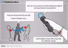 How to use PlayStation Move