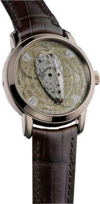 Часы мужские Vacheron Constantin Les Masques Gabon Mask Limited 25 86070/000R-9402