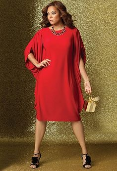 Plus Size Women Dresses Plus Size Red Dress, Plus Size Dresses, Plus Size Outfits, Plus Size Fashion For Women, Plus Size Women, Plus Size Christmas Dresses, Christmas Outfits, Plus Size Clothing Stores, Plus Size Looks