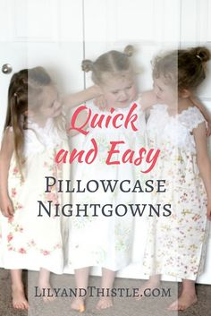 Lily & Thistle: Spring Nightgown Time Again...