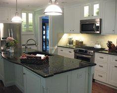 Let Newgranitemarble Complete Your Next Countertop Project Uba Tuba Granite Color Kitchen Refacing