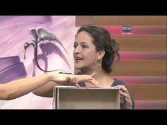 Mulher.com 13/10/2014 Marisa Magalhães - Caixa com scrapdecor Parte 1/2 - YouTube