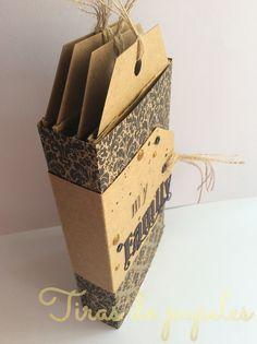 tag mini album Altered Books, Mini Books, Bridal Shower, Decorative Boxes, Albums, Cards, Envelopes, Shower Ideas, Notebook