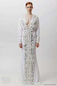 Badgley Mischka wedding dress 2012 Keywords: #weddings #jevelweddingplanning Follow Us: www.jevelweddingplanning.com  www.facebook.com/jevelweddingplanning/