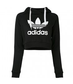 Cropped Hoodie, Adidas Jacket, Joggers, Hoodies, Jackets, Shops, Club, Outfits, Shopping