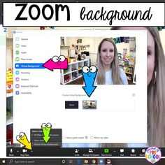 Your New Classroom: Distance Learning and Zoom Tips (Freebies Too) - Pocket of Preschool Flipped Classroom, New Classroom, Preschool Classroom, Classroom Activities, In Kindergarten, Learning Activities, Google Classroom, Preschool Learning, Stem Activities