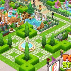 #FoodStreetGame Food Street Game, Hayday Farm Design, Hay Day, Movie Downloads, Dragon Quest, Design Concepts, Restaurant Design, Sims, Golf Courses