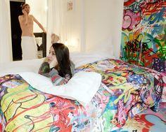 6 Unique Rooms in Hotel Au Vieux Panier  - Decoholic