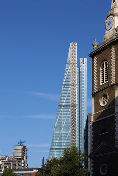 Gallery of The Leadenhall Building / Rogers Stirk Harbour + Partners - 5