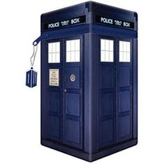 [Doctor Who: TARDIS Pencil Case (Product Image)]