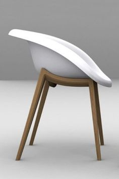 CALLIGARIS BLOOM CHAIR, PREVIEW SALONE DEL MOBILE DI MILANO 2012-2