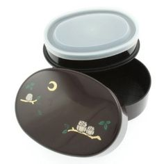 Owls and moon bento box. $15 via amazon