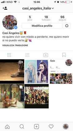 SEGUITEMI SE VI PIACCIONO I TEEN ANGELS 😇💖 #casiangeles #teenangels #page #instagram