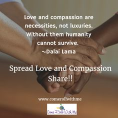 Share with someone who needs love, comfort and compassion.  #love #comfort #compassion #cerebralpalsy #wheelchairlife #disability