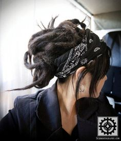 Dreadlocks #dreads #dreadlocks #hair #hairstyle