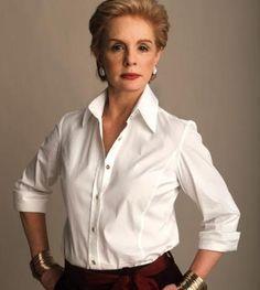 Resultado de imagen para camisas y blusas blancas de mujer