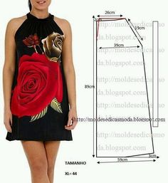 Materiales gráficos Gaby: 20 Moldes de ropa de dama en costura fàcil