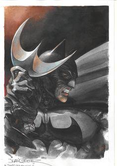 Batman by Juan Gimenez