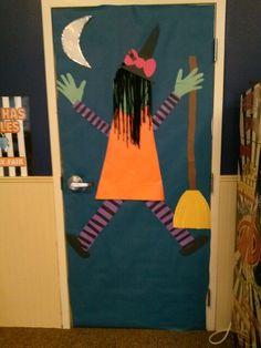 Witch door