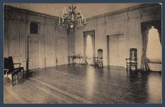 Postcards - United States #  889 - Stratford Hall, Westmoreland, County, Virginia