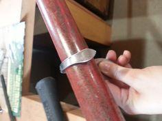Voici comment courber une cuillère pour l'utiliser ensuite en patère pour un porte manteau Déco DIY