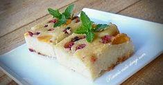 Prajitura cu ovaz si fructe Cheesecake, Deserts, Yummy Food, Diet, Cookies, Foods, Kitchen, Crack Crackers, Food Food