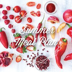 Summer Meal Plan! Never worry about what to make for dinner again. 5 weeks of fresh summer recipes. No processed foods or sugars. Comes with corresponding grocery lists and calendar. The recipes are super easy to follow and so easy to make!