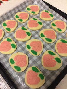 ひな祭り♪可愛い桃アイスボックスクッキー by プクル [クックパッド] 簡単おいしいみんなのレシピが233万品