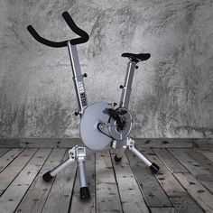 Home Exercise Bike, Apple Health, Cardio Equipment, Mode Of Transport, Carry On Bag, At Home Workouts, Yanko Design, Product Design