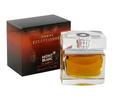 Mont Blanc Homme Exceptionnel 75 ml #http://pinterest.com/savate1/boards/ The new men's fragrance Homme Exceptionnel from Mont Blanc