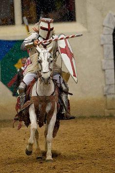 Knight Templar Joust