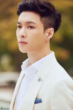 Exo-M: Lay/Zhang Yixing/Chinese/Main Dancer,Vocalist