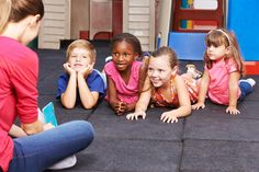 A new study shows that quality early education for children is a strong predictor of their long-term success in school and in their careers.