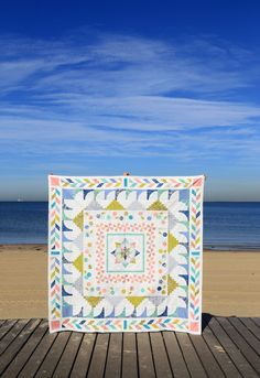 Girt by Sea Quilt Along — Tales of Cloth