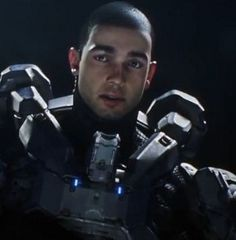Spartan Gabriel Thorne