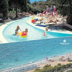 Do you plan to try that the next summer?! Adventure is on the way!  Enjoy Rodos island!  http://www.rodos-palace.com/younger-guests