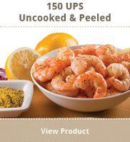 Wild Caught Gulf Shrimp - Big Easy Foods