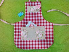Tablier 'cuisine' pour bouteille en coton et entièrement doublé. : Cuisine et service de table par splendeur-du-tissu