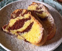 Bunt Cakes, Czech Recipes, Classic Cake, Bread Cake, Sponge Cake, Coco, Ham, Banana Bread, French Toast