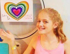 Mi Universar: Justina es un angelito