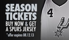 Share Anything Article : http://www.nba.com/spurs/tickets/2013new-home